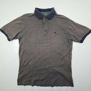 Rodd & Gunn Men Size L Polo Shirt Striped - SJ21