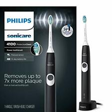 Philips Sonicare HX6810/50 ProtectiveClean 4100 Electric Toothbrush, Black