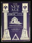The New Age: The Official Organ of the Supreme Council 33゚, freemason, Sep, 1963