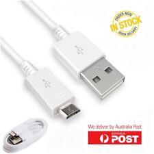 Samsung Original Genuine 1M Micro USB Data Charger Cable Galaxy S4 S5 S6 Edge