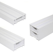 70mm Upvc Add-on White Window Door Frame Extension Packer Head Extender pvc pvcu