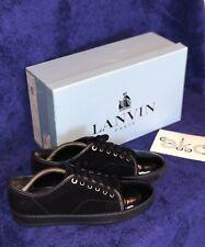 Lanvin Patent cap toe Size UK 7 (will Fit 8)