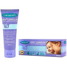 Lansinoh creme Lanoline HPA Soin des mamelons 40 ml