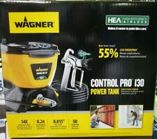 Wagner Control PRO 130 Power Tank Airless Paint Sprayer 0580678 BRAND NEW