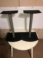 Bose FS-01 Bookshelf Speaker Floor Stand, Pair