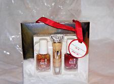 Nib Old Navy nail polish + lip gloss Christmas Holiday Gift Set