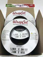 WrapCut Cutting Tape Filo di taglio per Car Wrapping Wrap Cut Tape Langeman