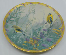 Lenox China Collector Plate, Golden Splendor w G