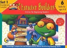 Character Builders Set 1 : Doing Right and Trying Hard by Regina G. Burch...