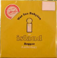 War Ina Babylon: An Island Reggae Anthology [Box] by Various Artists (CD, Aug-20