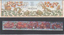 GB 1988 ARMADA 1588 PRESENTATION PACK 192 SG 1400 1404 MINT STAMP SET