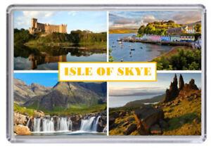 Isle of Skye, Scotland Fridge Magnet 01