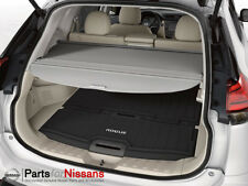 Genuine Nissan 2014-2018 Rogue Retractable Cargo Area Cover Shade NEW OEM