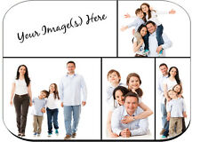 CUSTOM IMAGE MOUSE PAD PHOTO YOUR PICTURE, LOGO, DESIGN TEXT, COLLAGE