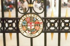 PHOTO  1994 LIVERPOOL ST RAILWAY STATION LOGO BEFORE THE BIG 4 A RELIC OF THE RA