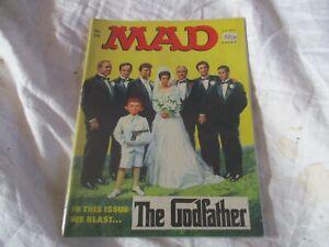 MAD MAGAZINE U.K. EDITION No 131 THE GODFATHER