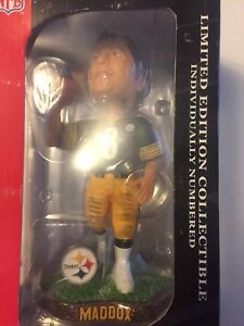 Pittsburgh Steelers Tommy Maddox Legends of the Field NFL Bobblehead