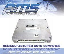 2003 TOYOTA RAV 4 ECM ECU PCM 4x4 Engine Control Module / Computer 89661-42890