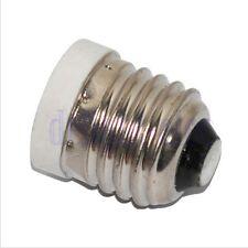 La Adattatore E14 a E27 presa lampadina convertitore LED lampada supporto DB