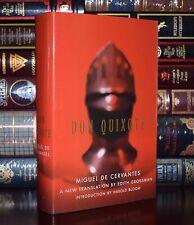 Don Quixote by Miguel de Cervantes Sancho Panza Brand New Deluxe Hardcover Ed