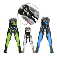 Professional Automatic Wire Striper Cutter Stripper Crimper Pliers Crimping Tool