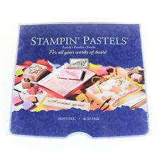 Stampin' Up! Stampin' Pastels Chalks Set of 49 Colors Cardmaking Scrapbooking
