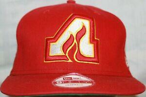 "New Era Atlanta Flames ""Vintage Hockey"" Snapback"