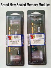 2 Kingston KTH-LJ4100/16 16MB SDRAM [32MB Total] Memory Modules for HP Laser Jet