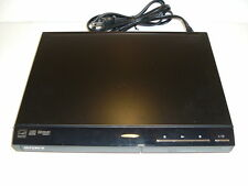 Sony DVP-SR510H DVD Player with 1080P Upscaling and HDMI Output with Remote