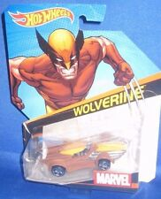 Mattel Hot Wheels Marvel Character car