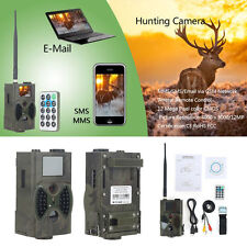 HC-300M HD Hunting Trail Animal IR Night Camera 940nm Infrared 12MP GSM MMS KY