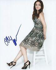 Odeya Rush Autograph Original Signed 8x10 Photo Goosebumps The Giver