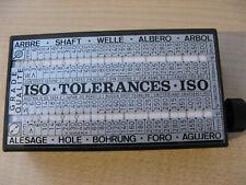 Tolerator ISO-Toleranzschlüssel B60xT30xH110mm