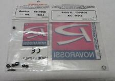 Novarossi 11034 Carburetor High Speed Needle / 11016 banjo washers