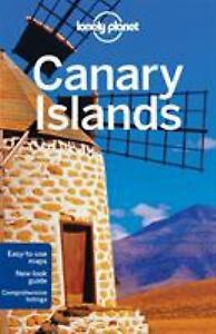 Lonely Planet - Canary Islands Corne, Lucy, Quintero, Josephine Lonely Planet
