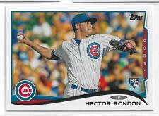 2014 Topps Update Hector Rondon Bulk (56) Card Lot Base Rookie Cubs RC