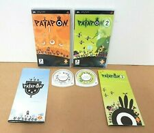 PATAPON & PATAPON 2 for Sony PlayStation Portable - PSP
