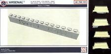L'Arsenal Models 1/700 CARGO SACKS (70) Resin Set
