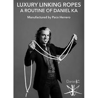 Daniel Ka's Linking Ropes by Daniel Ka Stage Magic Tricks Illusions Gimmick Fun