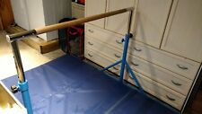 Z-Athletic Gymnastics Expandable Kip Bar