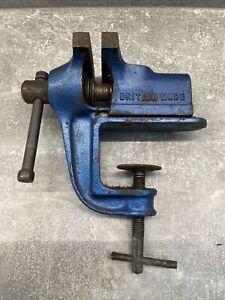 Small Vice British Made Vintage Tool