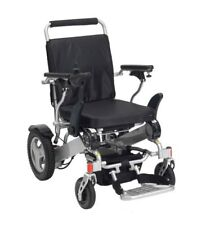 Livewell InstaFold Folding Travel Electric Wheelchair Portable Powerchair 4mph