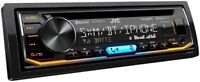 JVC KD-T900BTS In-Dash CD/AM/FM/Digital Media Car Stereo Receiver with Text LCD