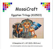 MosaiCraft Pixel Craft Mosaic Kit 'Egyptian Trilogy' Pixelhobby