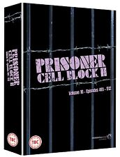 Prisoner Cell Block H Volume 16 DVD Episodes 481-512 Region 4 New