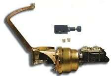 "1933 1934 Ford Car Model 40 Power Brake Booster Kit 7"" DUAL Kit + BONUS"