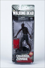 Walking Dead TV Serie 5 Charred Zombie 12cm Mcfarlane