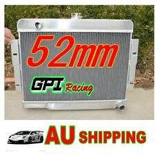 NEW 72-86 Jeep CJ,CJ5,CJ7 V8 Chevy Engine Aluminum alloy Radiator/Conversion