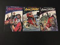 Adam Strange 1-3 High Grade Lot Run set collection DC Comics PVC