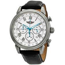 Invicta Men's Watch I By Invicta Chronograph White Dial Black Strap 90242-002